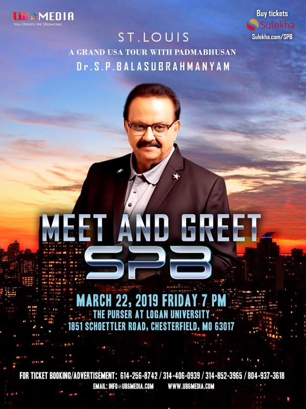 Meet and Greet with SPB at The Purser at Logan University