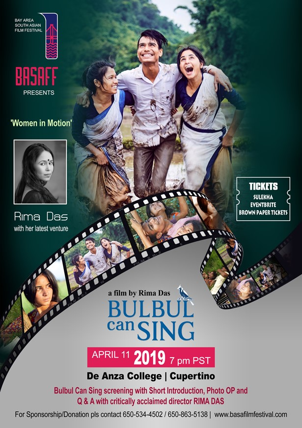 Women in Motion - Bulbul Can Sing with Filmmaker Rima Das at