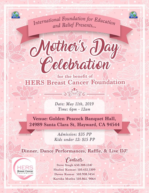 Event Details Celebrate Mothers Day
