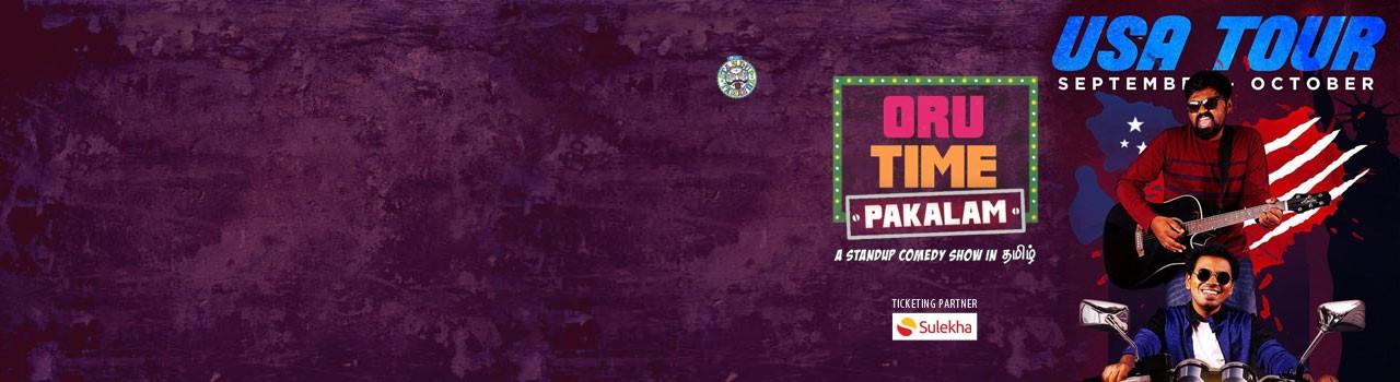 Milpitas - Oru Time Pakalam - Tamil Musical Stand up Comedy