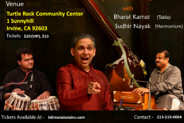 Manhattan Beach, California Upcoming Indian Events & Concerts