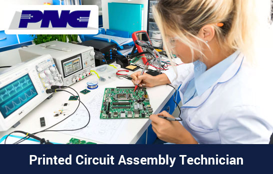 Full Time Printed Circuit Assembly Technician Job in Nutley, NJ by