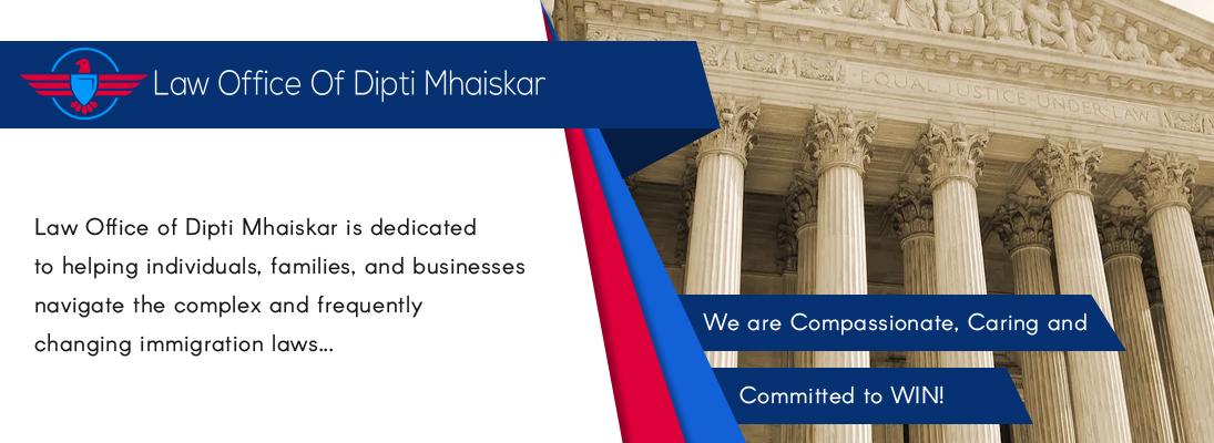 Immigration Attorney Dipti Mhaiskar Flat Fees - Legal Law
