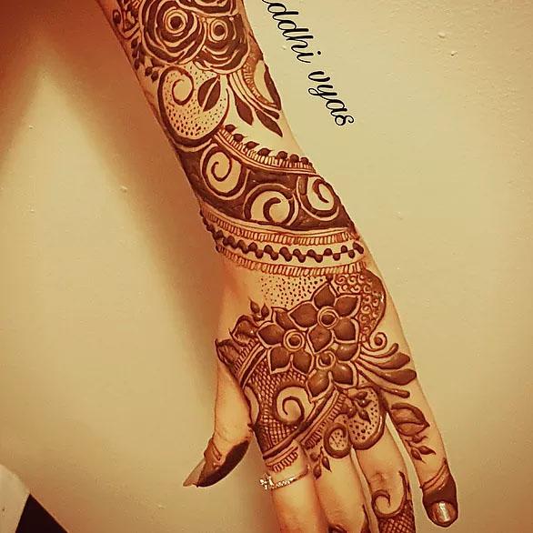 Henna By Riddhi Mehndi Artist Edison Nj Sulekha