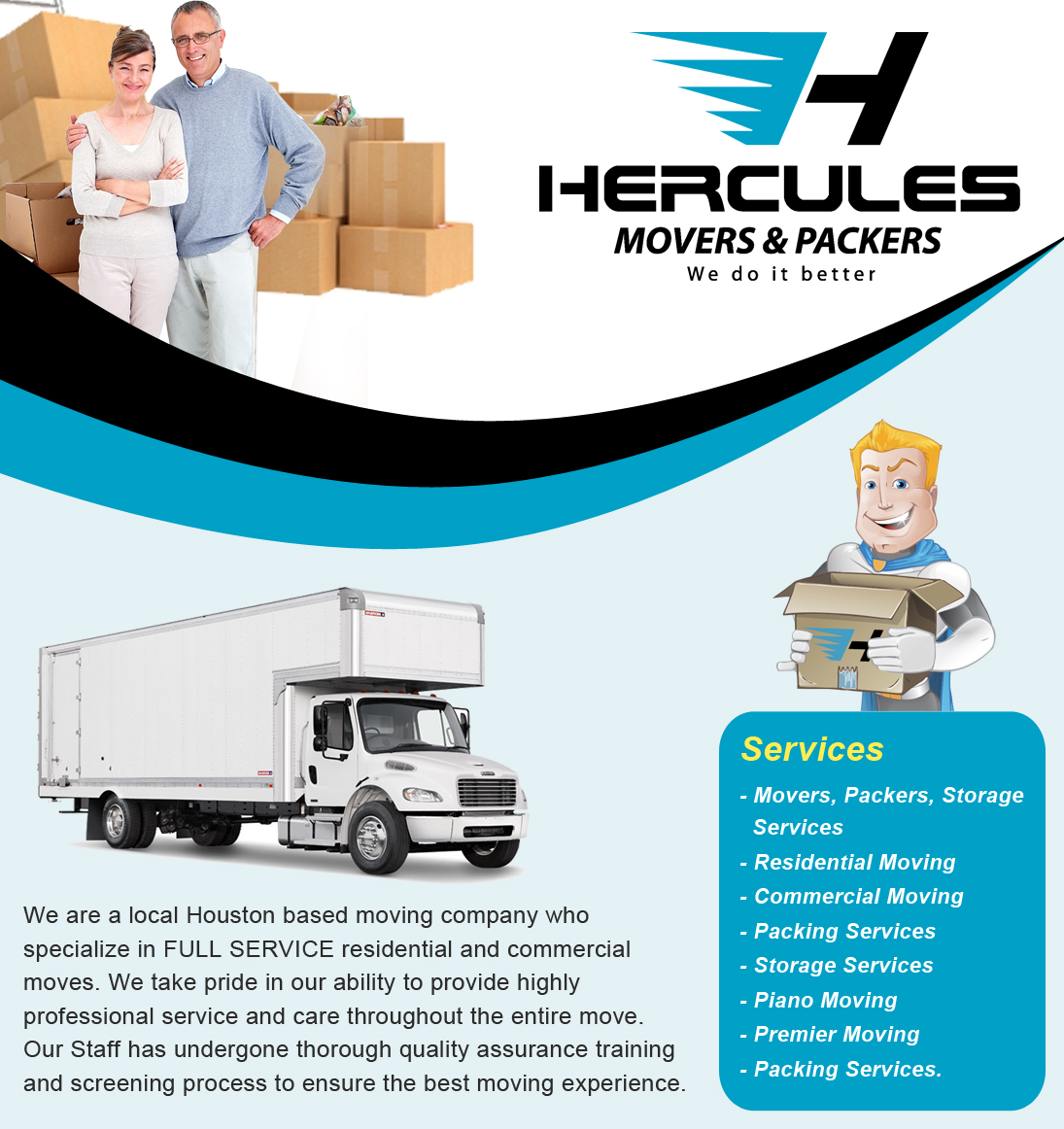 About Hercules Movers U0026 Packers