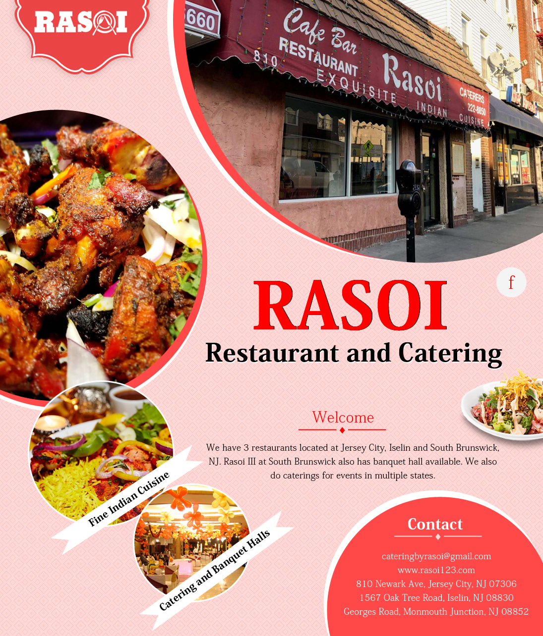 Outstanding Rasoi Indian Restaurant And Catering In Jersey City Nj Download Free Architecture Designs Licukmadebymaigaardcom