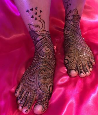 Sheetal S Henna Designs Mehndi Artist Frisco Tx Sulekha