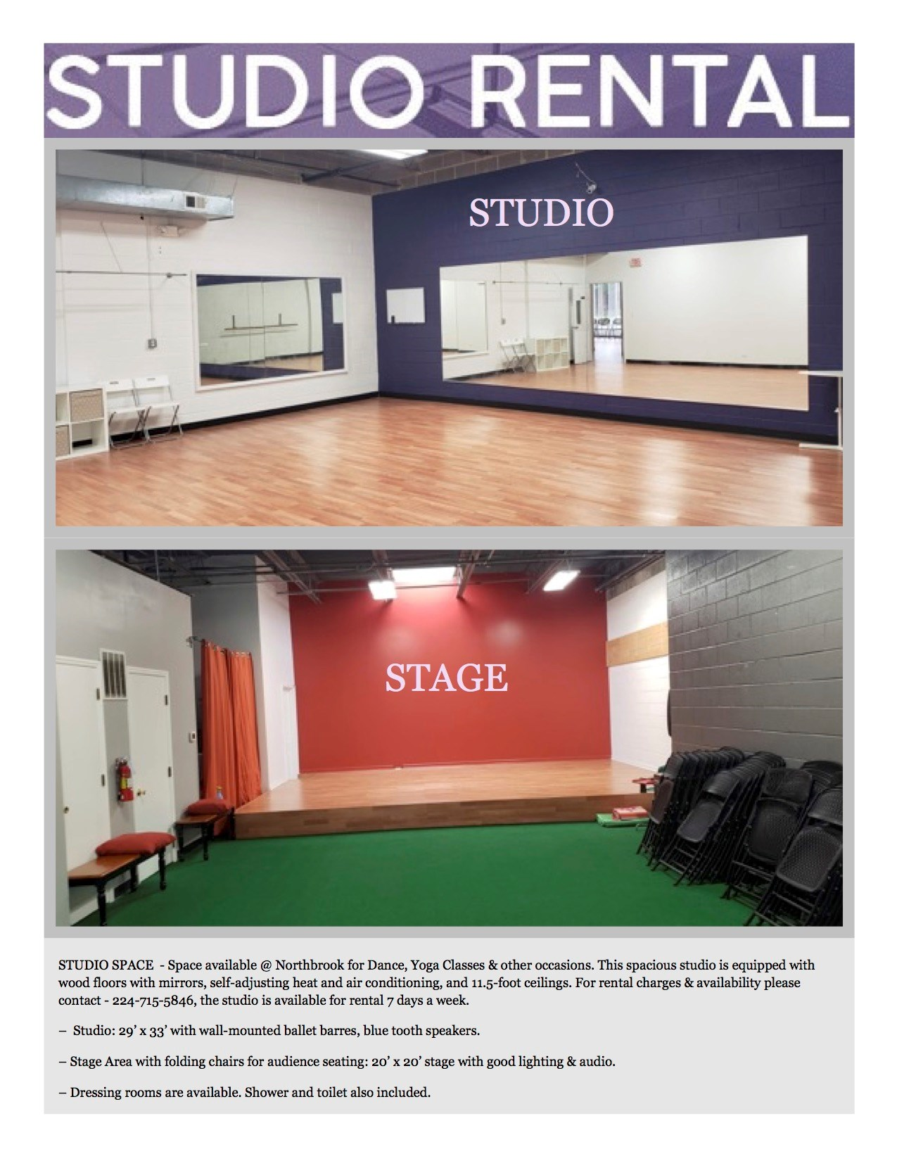 Studio Rental   0 BHK Commercial Space in Northbrook, IL